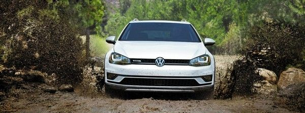 Volkswagen off road