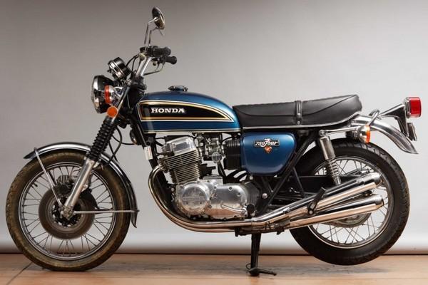 Honda CB750 design