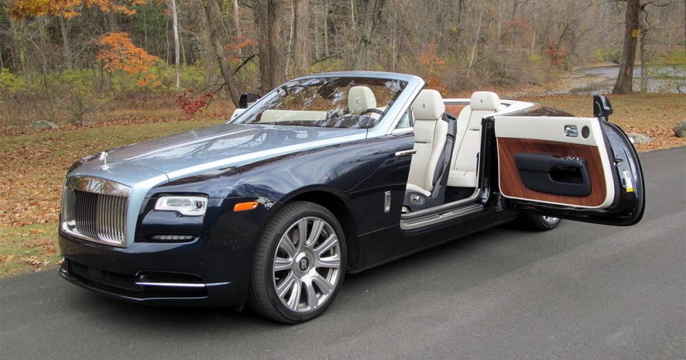 a Roll Royce