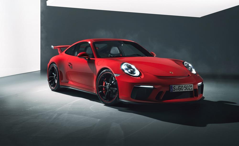 a Porsche 911