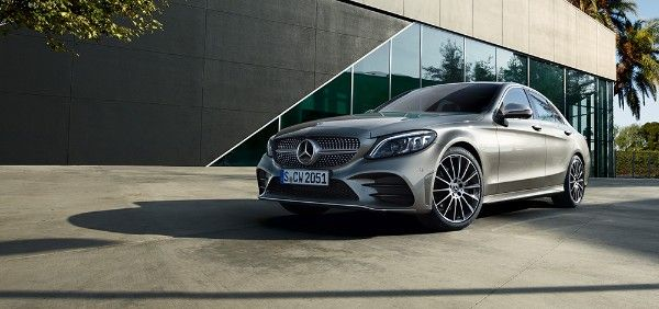 Benz C-Class cars picture