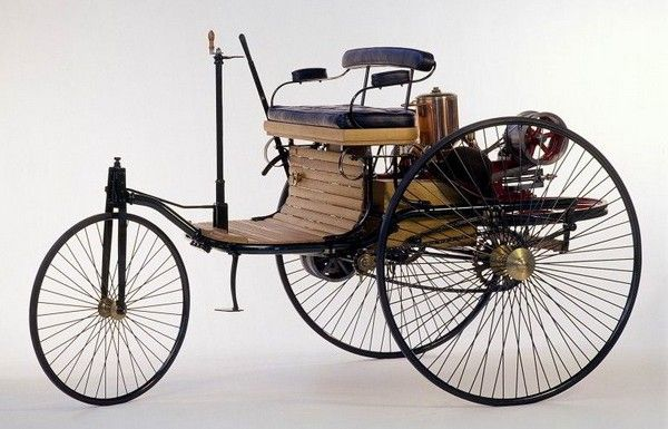 The Very First Car By Karl Benz