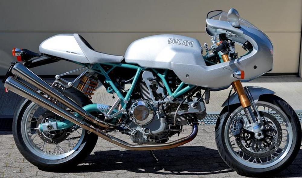 The Ducati PaulSmart1000LE