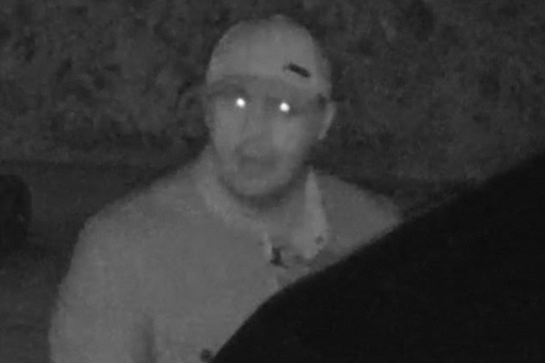 The suspect who stole Anthony Joshua's personalized Range Rover
