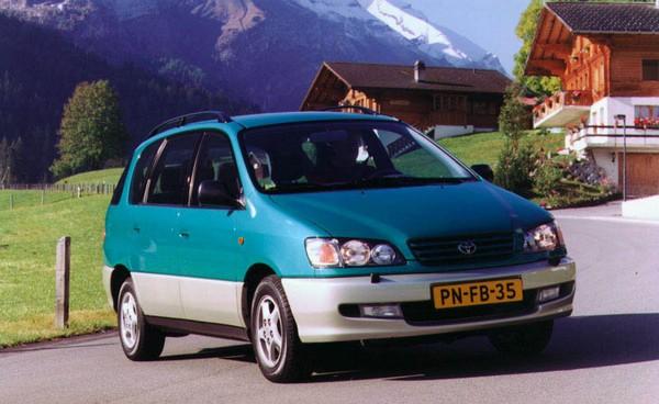 Toyota Picnic overall design