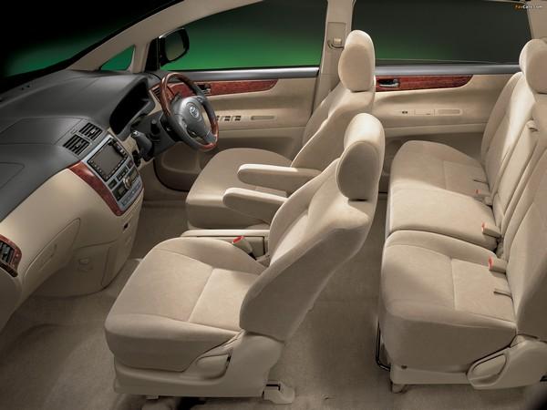 Toyota Picnic cabin