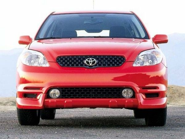 Toyota Matrix full front look