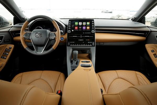 2019 Toyota Avalon interiors