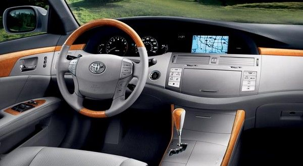 Toyota Avalon 2007 cabin