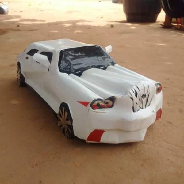 a car replica