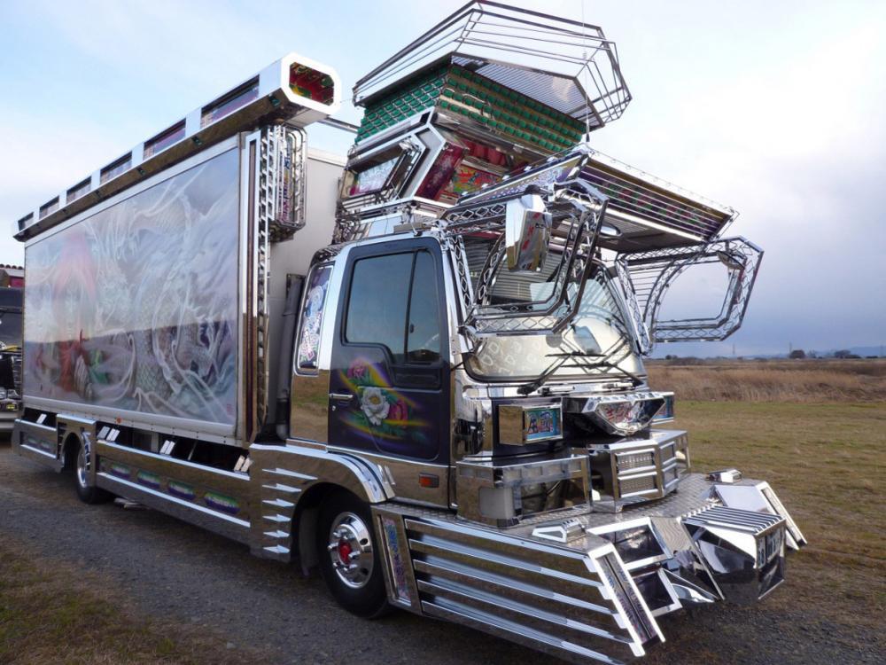a dekorata truck