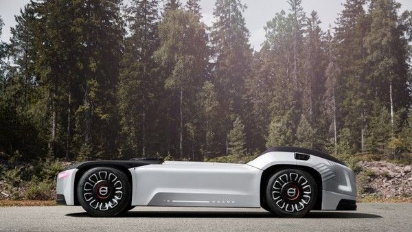 Volvo Vera concept truck