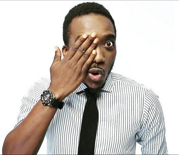 Nigerian comedian Bovi