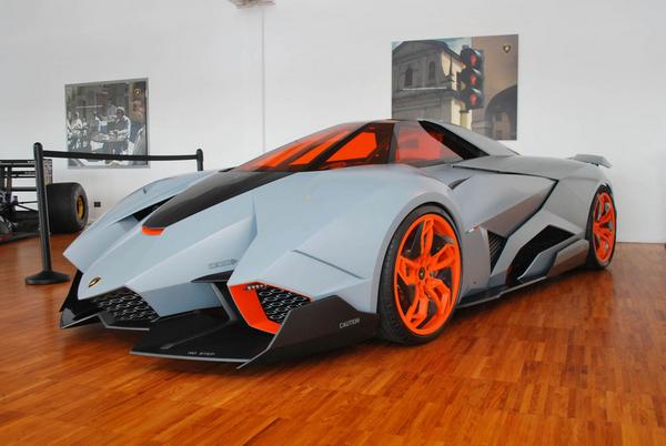 Egoista concept car