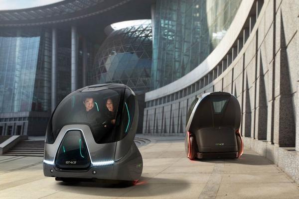 The EN-V concept car