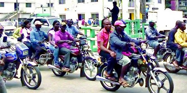 motorcycles in Nigeria