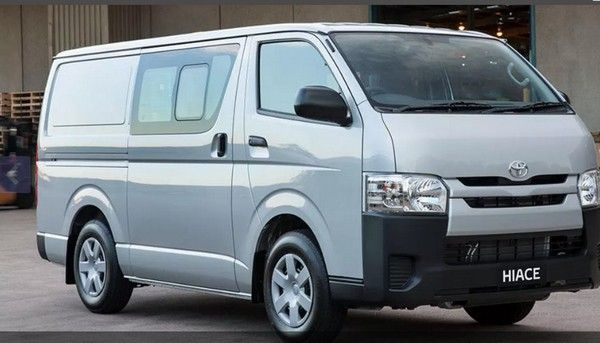 Price of Toyota HiAce Hummer bus in Nigeria - Latest update