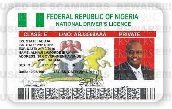 a-fake-driving-license