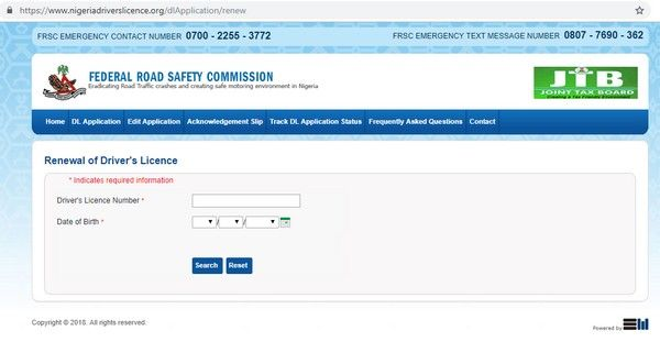 screenshot-of-FRSC-official-website