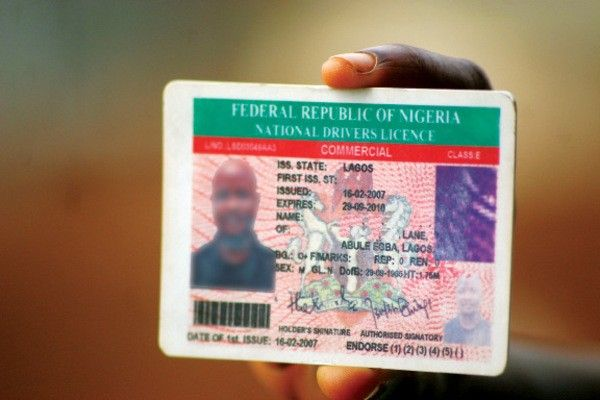 a-blurred-driving-license-in-Nigeria