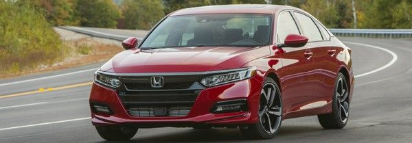 Honda Accord with CVT