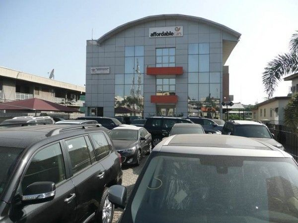 Affordable Cars Limited office in Lagos