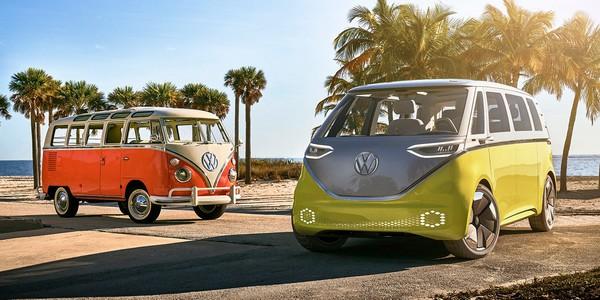 Volkswagen buses