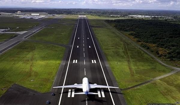 runway in Abuja