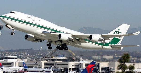 Boeing 747-400- $220m (~N85b)- owned by Prince Al-Waleed bin Talal