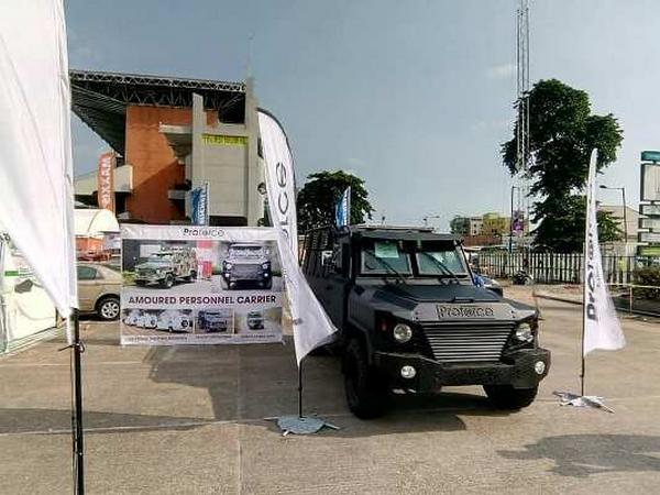 Lagos International Trade Fair by NADDC