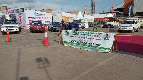 NADDC hosts Lagos International Trade Fair