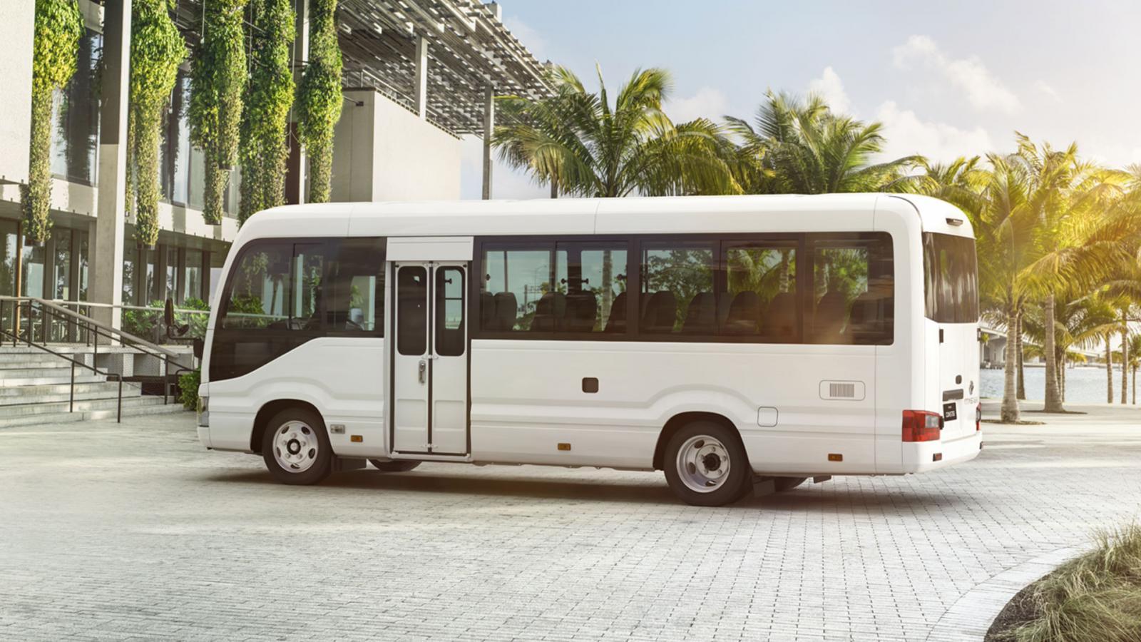 Toyota coaster bus Kenya