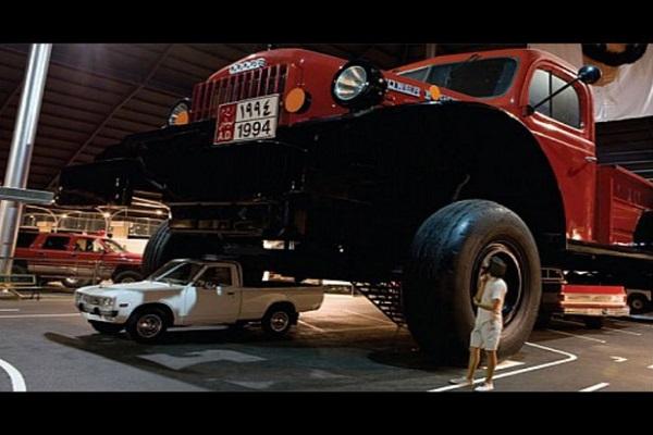 Image of Dodge Power Wagon
