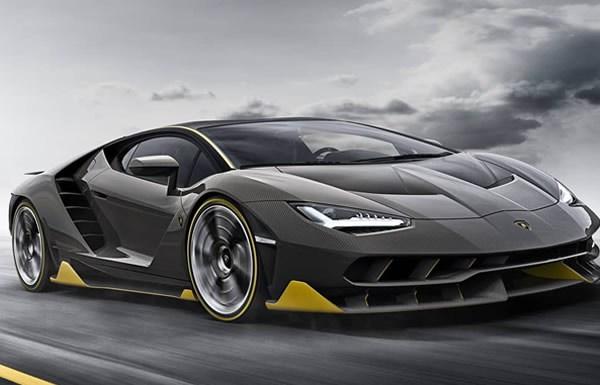 image of 2017 Lamborghini Centenario