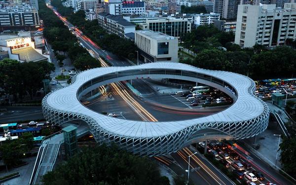Chunhua Footbridge in China