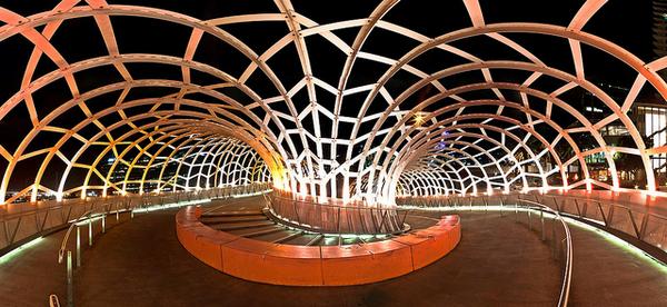 Webb Bridge in Australia