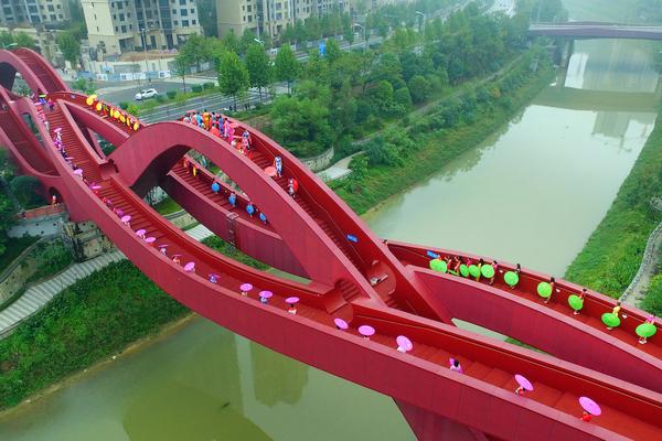 Lucky Knot Bridge