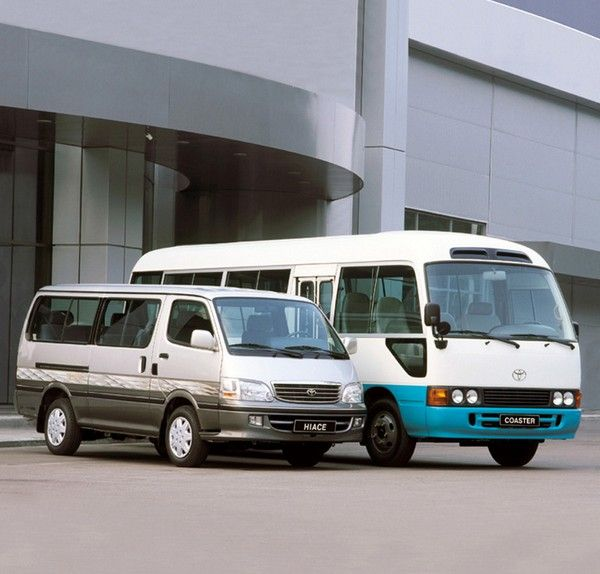 a-Toyota-HiAce-and-a-Toyota-Coaster