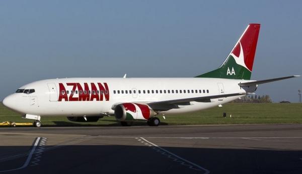 Azman Air Services flight