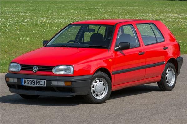 Volkswagen Golf 2 Volkswagen Golf 3 (mk3)