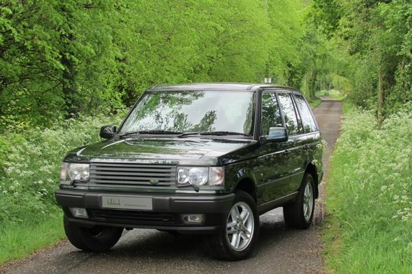 a Range Rover 4.6 engine