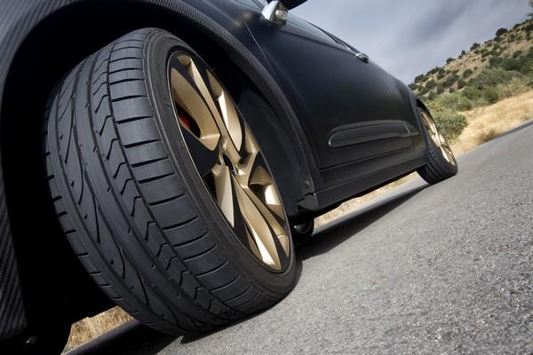 a-car-tire