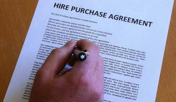 a-car-hire-purchase-agreement