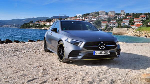 The Mercedes-Benz A-Class 2019