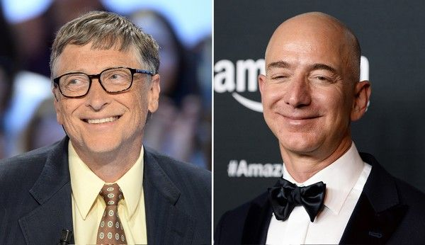 Bill-Gates-and-Jeff-Bezos