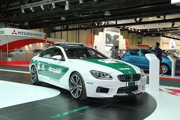Full list of Dubai Police extravagant cars & prices of most