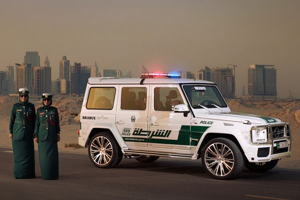 dubai-police-brabus-mercedes-benz-AMG-G63