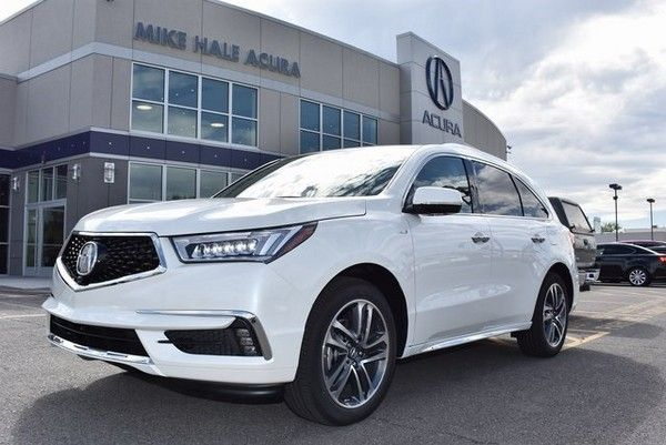 Acura-MDX-hybrid-version