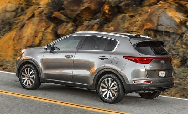 a-2017-Kia-Sportage-on-road