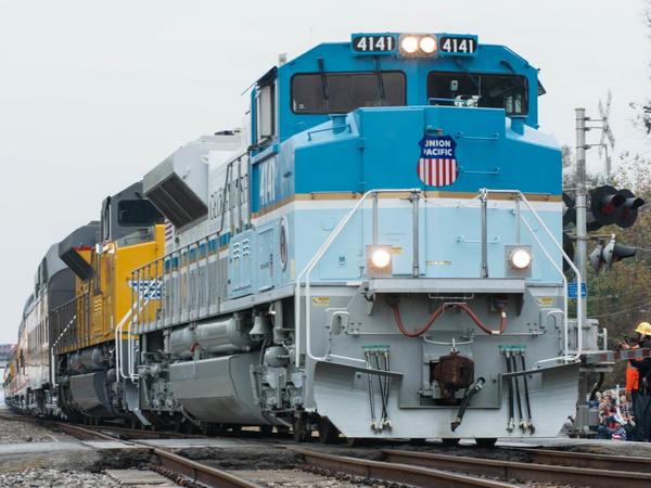 Union Pacific 4141